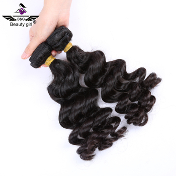 cheap grade 7a 8a 9a virgin hair loose deep wave brazilian hair bundle
