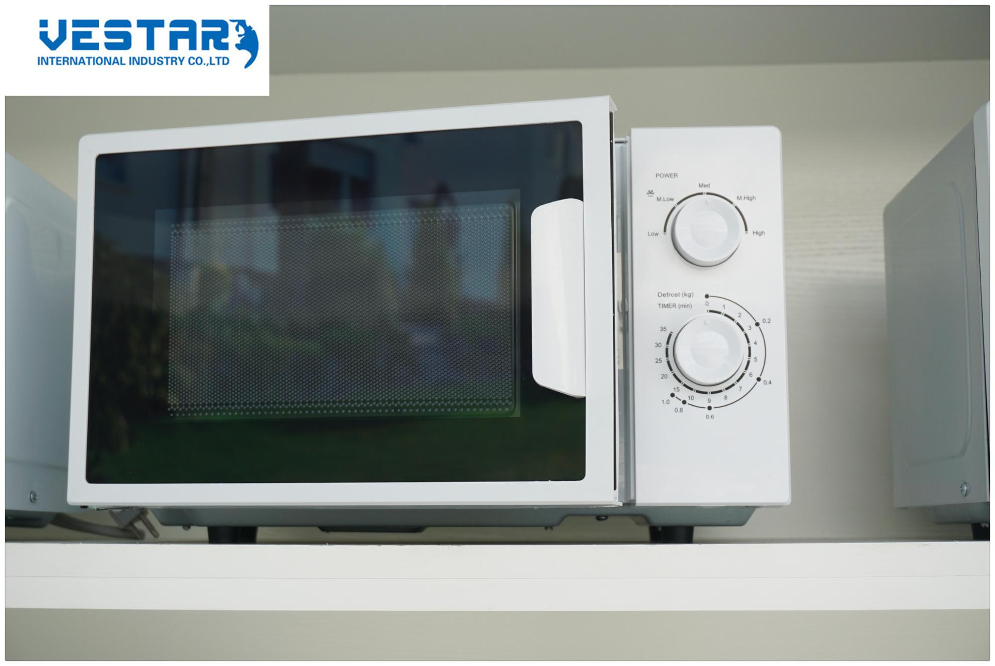 Convection Microwave Oven Stainless