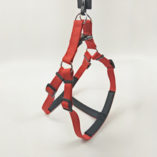 Factory supply High quality cheap price red dog chest harness pet harness dog products