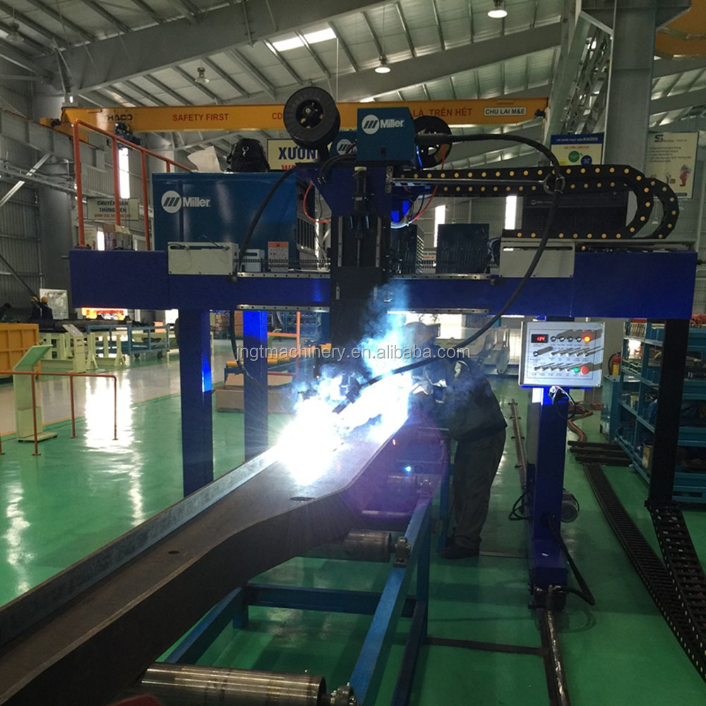 Gantry Type H Beam Automatic Submerged Arc Welding Machine