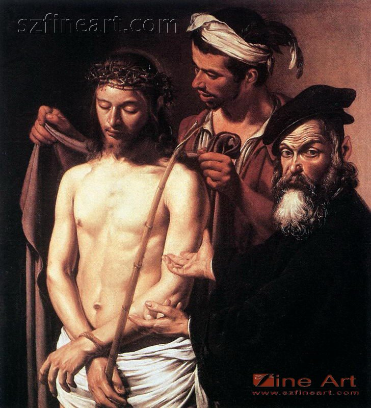 Classic People Oil painting by Caravaggio
