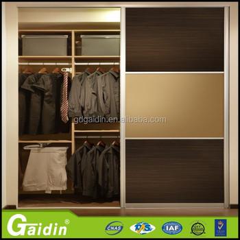 Hot Sale Home Furniture 6063 Aluminum Sliding Door Bedrooms ...