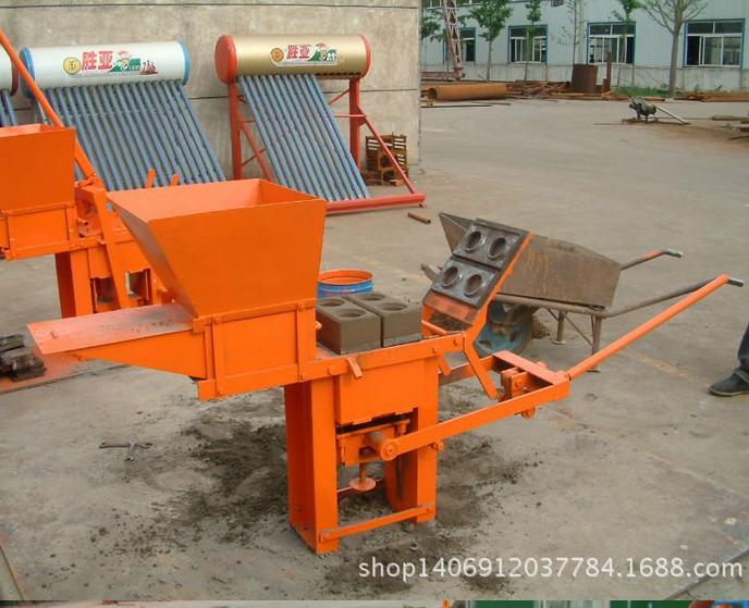 мини станок для производства кирпича
