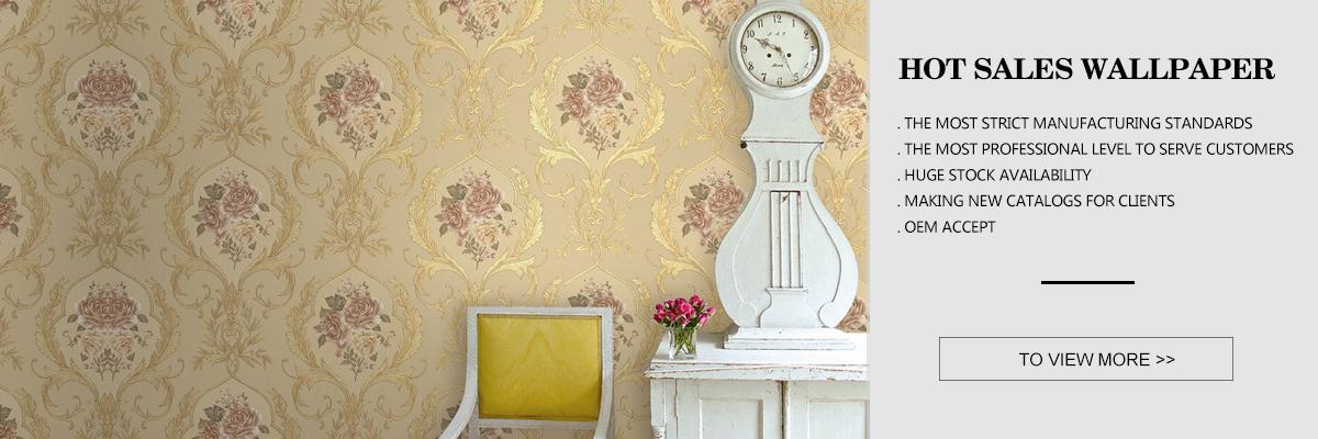 Zhengzhou Shunmei Wallpaper Co., Ltd. - Home Wallpaper, PVC Wallpaper