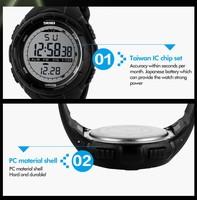 Skmei 1025 Men And Women Hand Watch Alarm,Skmei Digital Watch ...