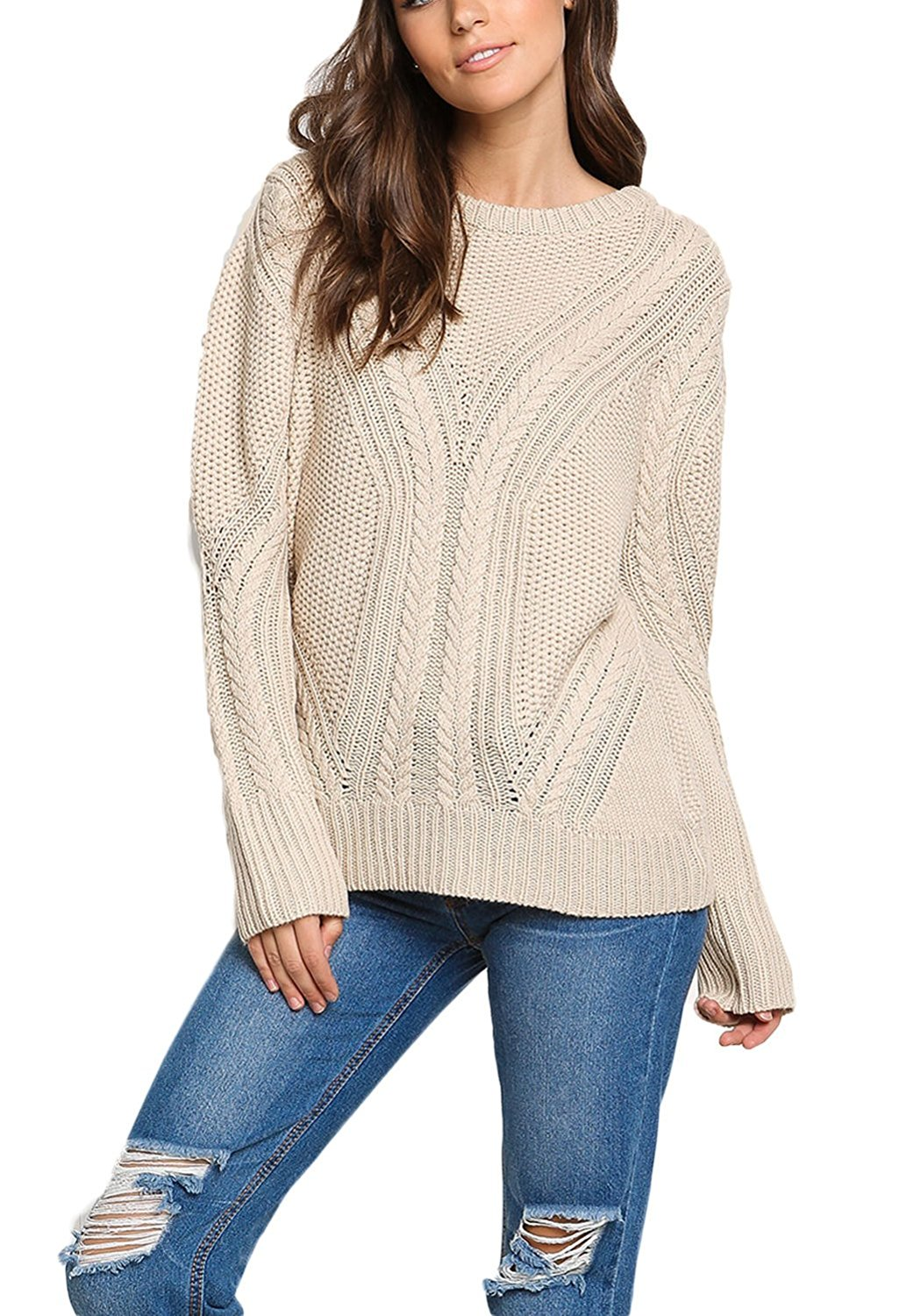 Cheap Chunky Knit Sweater Patterns Free, find Chunky Knit Sweater ...