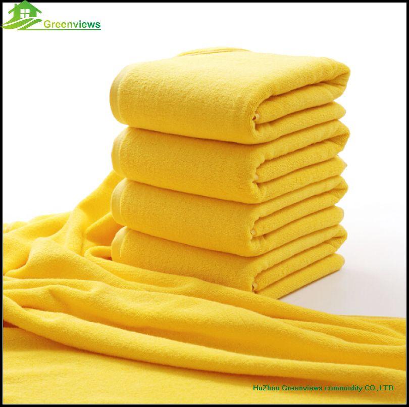 Bright Yellow Bathroom Colors: Cotton Hamman Towel Yellow Bath Towel Wholesale Bright