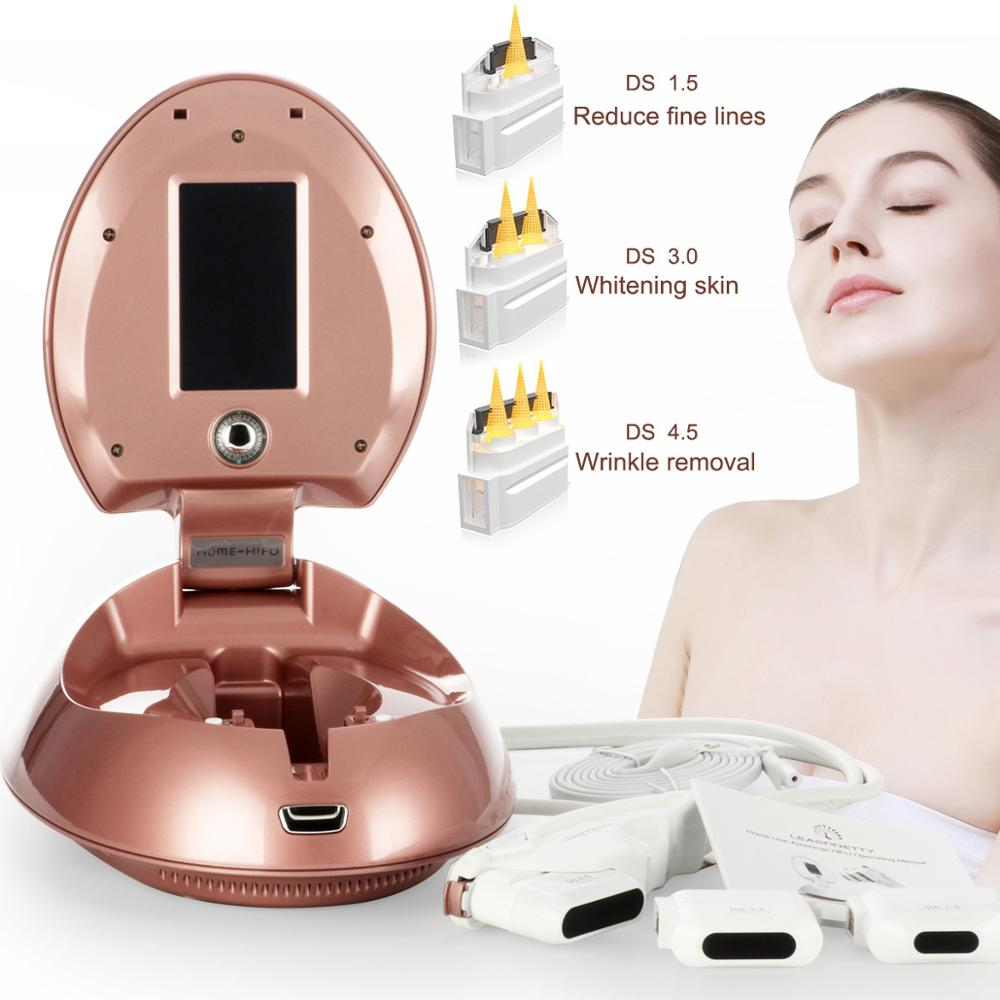 Portable Home Use High Frequency Anti-Aging Skin Regeneration Beauty Machine