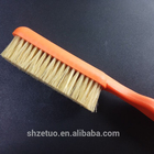 bristle clean brush cleaning plastic handle brush Boar Hair Brushes