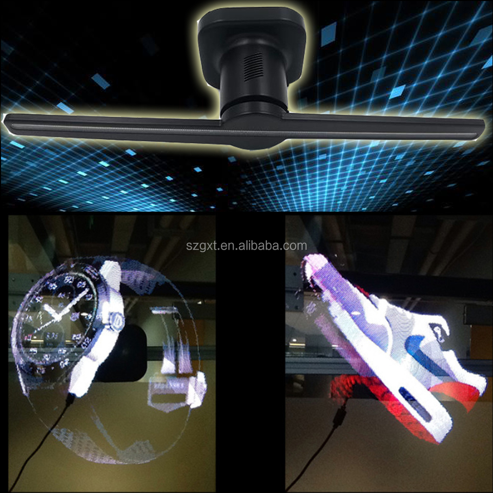 NOVELTY <strong>advertisement</strong> 3D hologram projector led