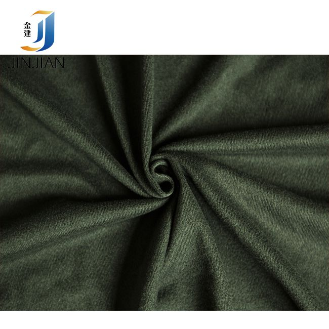polyester cotton terry cloth fabric stretch terry cloth fabric velvet print 100GSM-250GSM