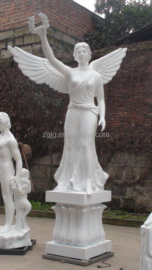 Elegant Large Outdoor Decoration Greek Garden Statues For Sale