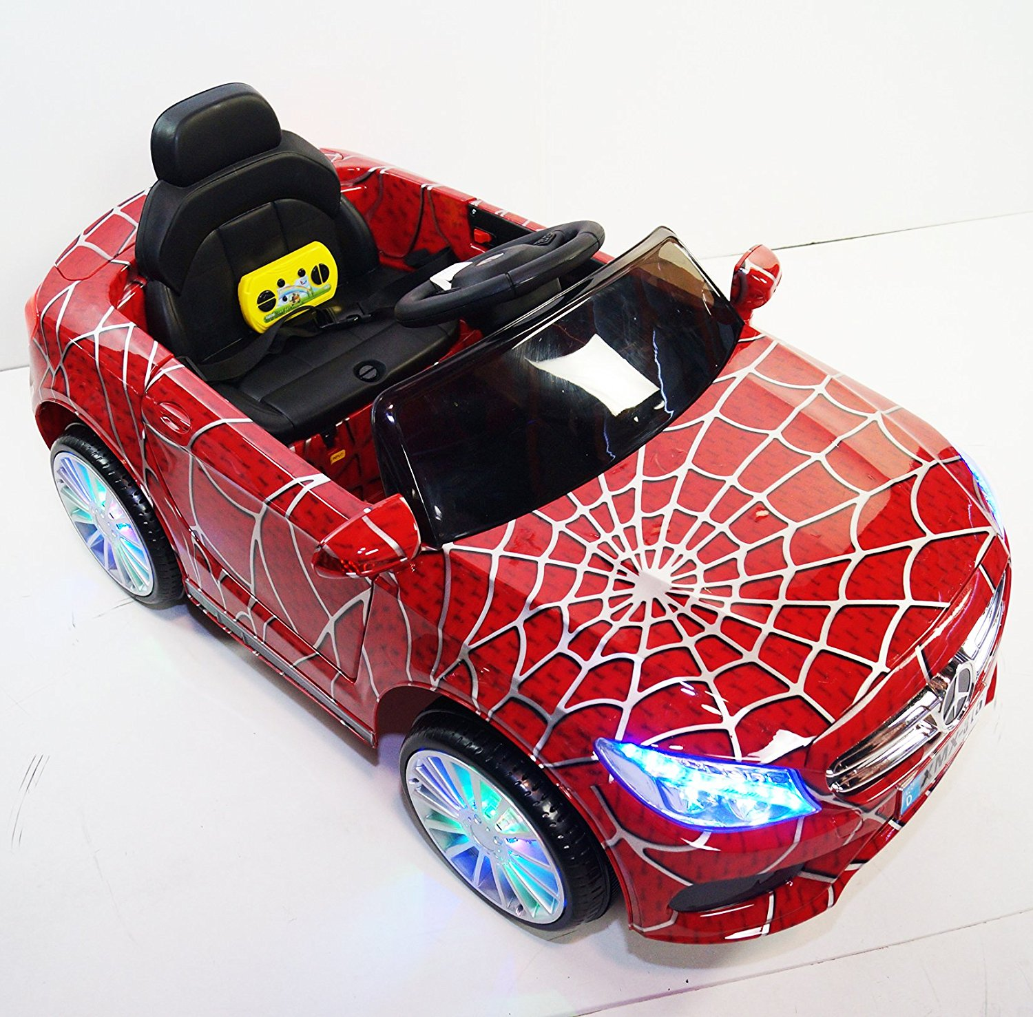 Electric cAr MERCEDES SPIDER style. Ride on car MP3. cars for childrens BOYS and GIRLS with remote control RC Battery Operated 12V. ride on toy car Сar for kids ride 2 to 7 years pedal car