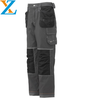 Construction Workwear Trousers With Knee Pads