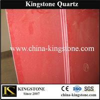Best Price High Quality Crystal Red Quartz Stone Floor Tile