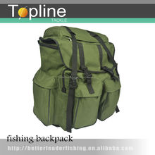 cheap sports backpack canvas backpack bag made in China