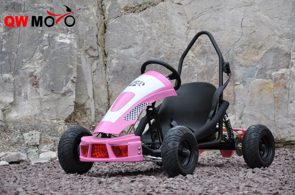 2015 New Design 49cc Mini Racing Go Kart With Electric Start For ...