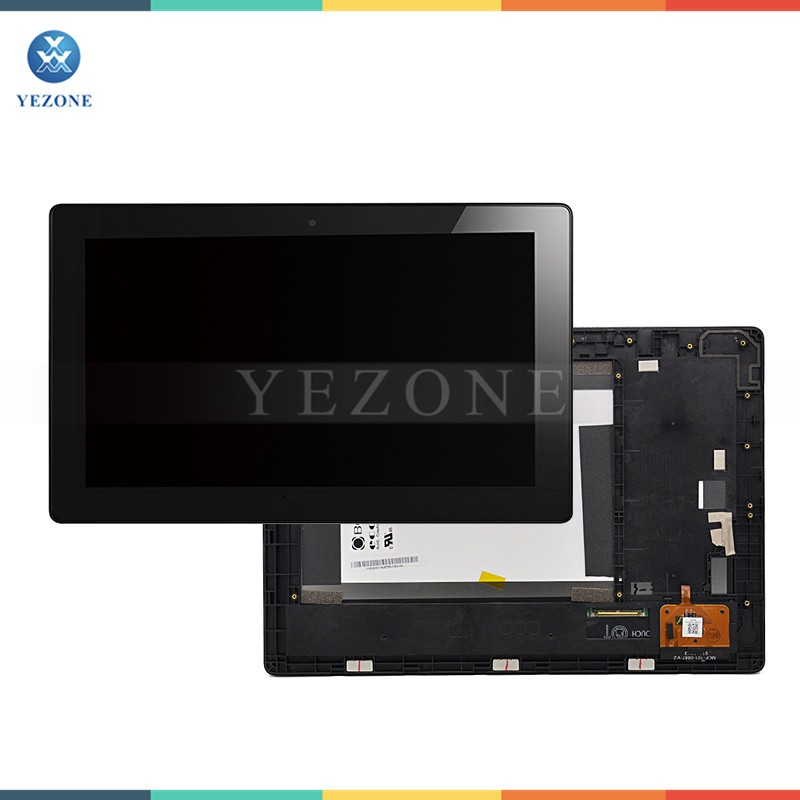10.1 inch Tablet PC LCD for Lenovo S6000 Lcd with Touch Digitizer Assembly