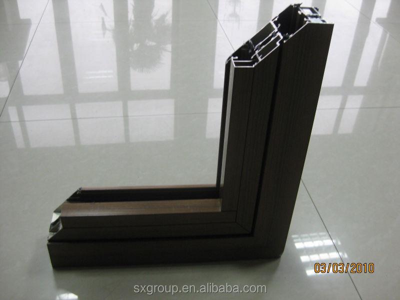 Prezzo a buon mercato estrusione di profili in alluminio for Porta finestra alluminio prezzo