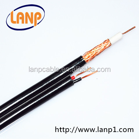 Rg6 coacial cable +2c power cable
