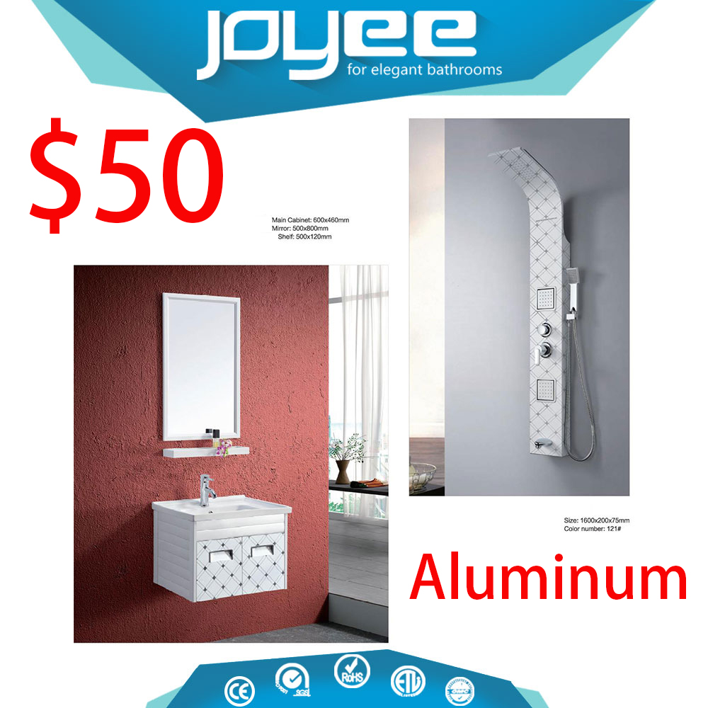 J-GL8138B New Top Selling High Quality Competitive Price Pace Bathroom Cabinet Manufacturer