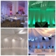 curtain wall wedding decoration event decoration balloons