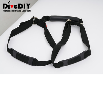 Good dependable performance high-ranking scuba diving tank strap new product