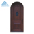 New design solid wood entrance doors