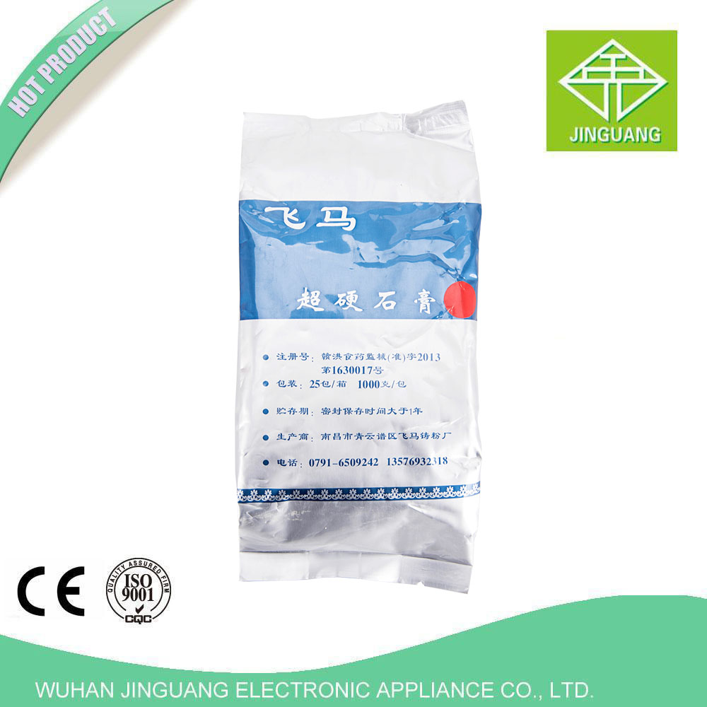 High Quality Dental Die Stone Hard Or Super Hard Gypsum Plaster