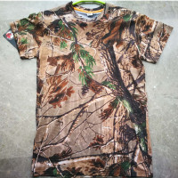 Beautiful cheap full printed camo t shirts for men