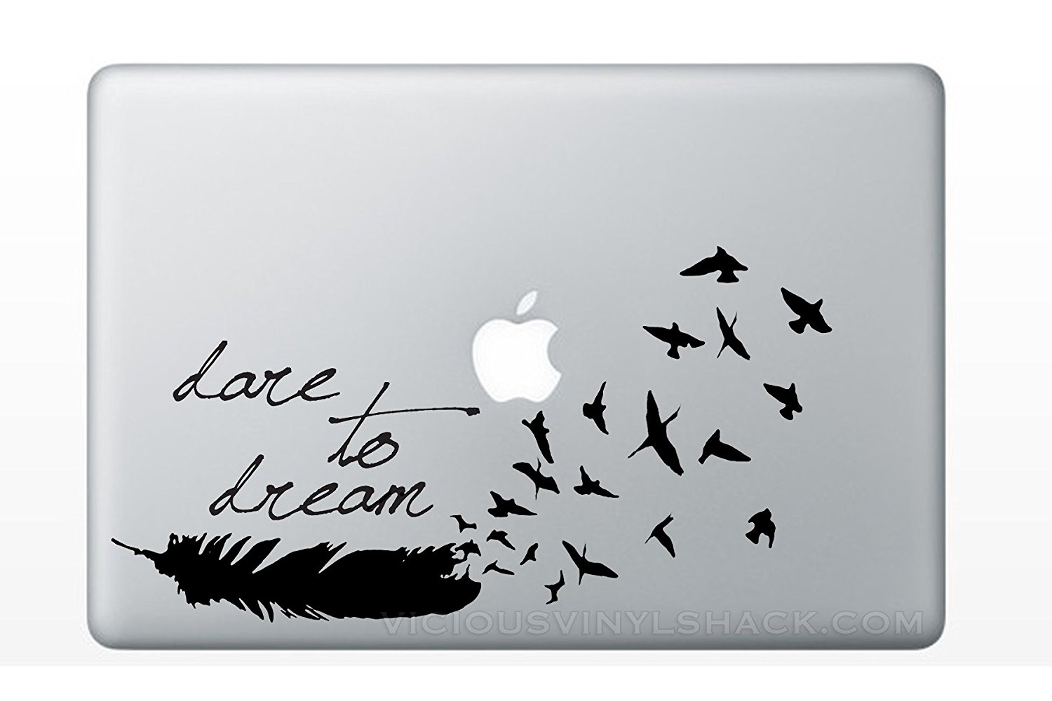 Buy Dare To Dream Feather Turning Into A Flock Of Birds Quote
