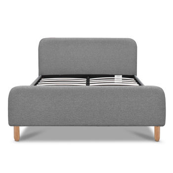 buy online d38e7 08e27 Littrell Upholstered Platform Bed CG-LB17015, View Littrell Upholstered  Platform Bed, Chenggang Product Details from Chenggang Metal Products Co.,  ...