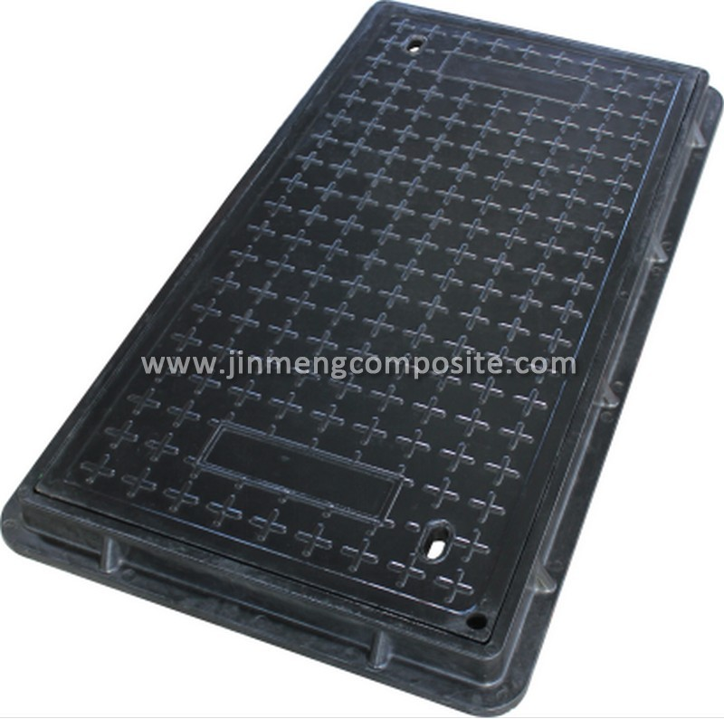 Airtight manhole cover iron cast/screw smc manhole cover