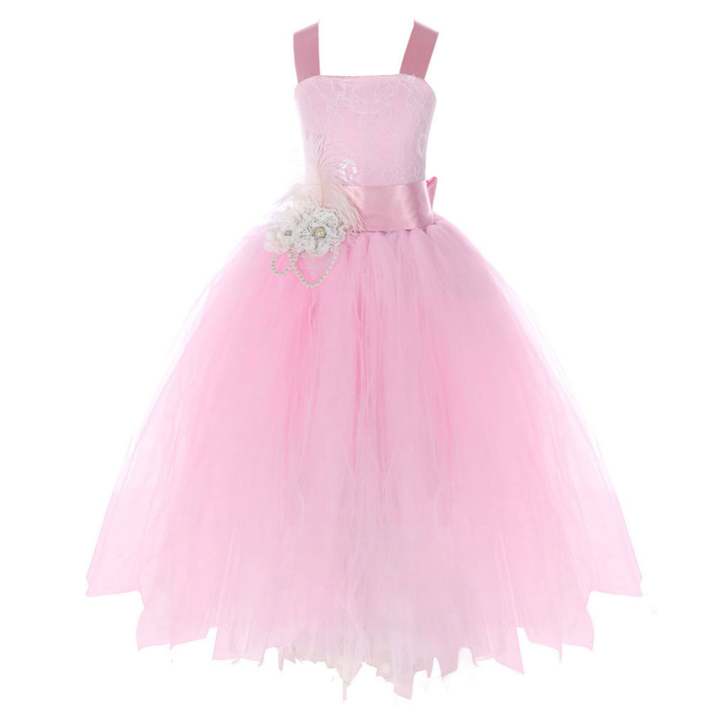 Venta al por mayor ninas vestida de tutu para bodas-Compre online ...