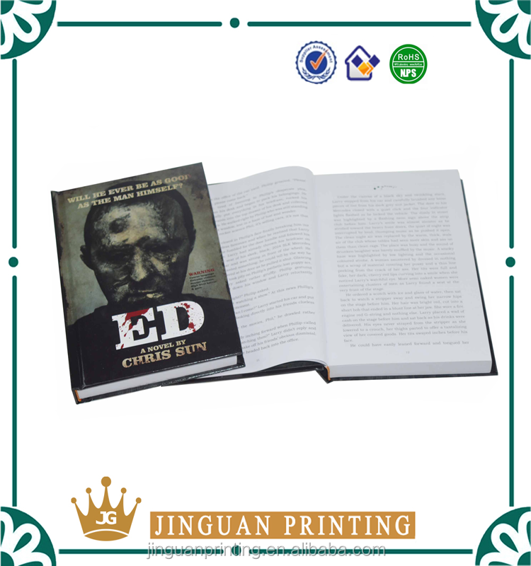 Custom Book Printing, Cheap Hardcover Book Printing Service
