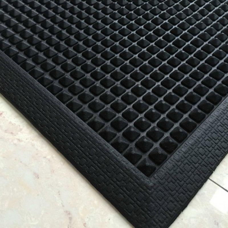 Alfombras de goma del piso del piso barato para el hogar felpudo identificaci n del producto - Alfombra de goma para piso ...