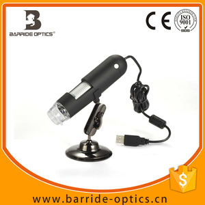 (BM-H200)2MP 200X 8-LED USB Digital Microscope Endoscope Magnifier for Hobby Science Education Industrial