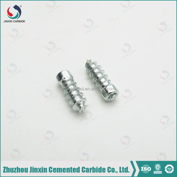 JX6*6-H20 carbide grip tire studs for car /motorcycle /Bike