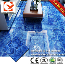 12x12 blue ceramic floor tile,blue marble floor tile,blue marble tile