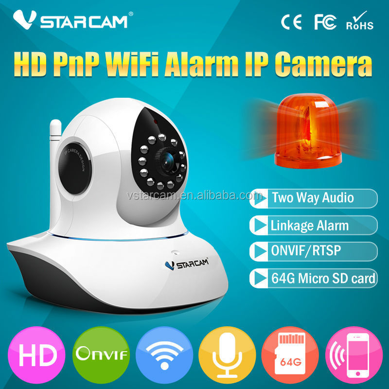 Wireless tcp/ip base home alarm system with cameras support android/ios app
