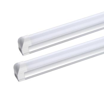 T8 Integrated Led Tube light With  Aluminum PC 4FT G13 18W 22W Good heat dissipation Commercial