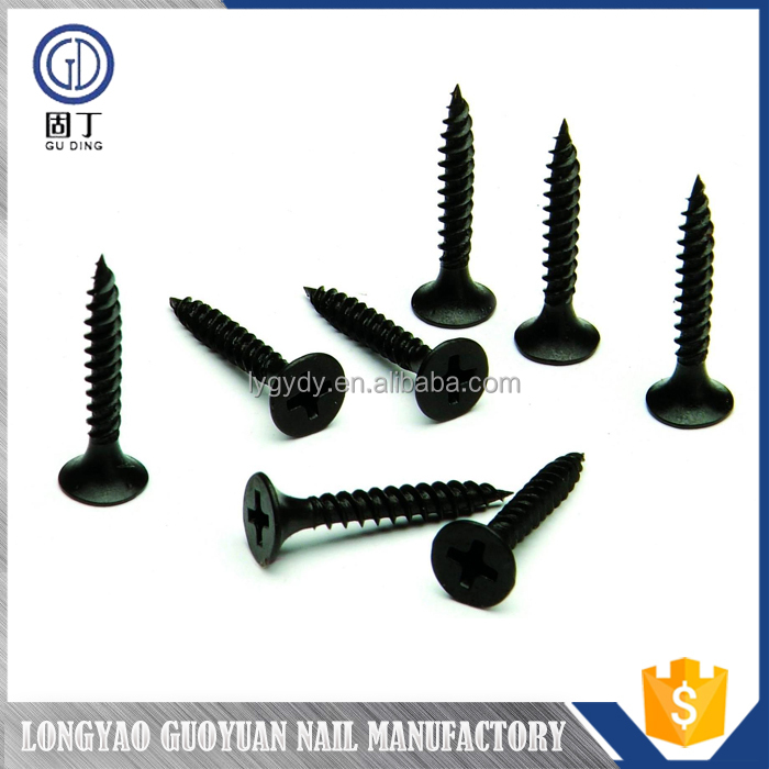 Alibaba China Suppliers Galvanized Drywall,Black Drywall Screw For ...
