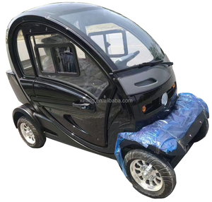 new arrival Q-Pod all weather 1200W Electric Cabin Mobility Scooter 4 wheel Fully enlosed scooter for sale