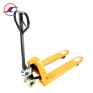 Hydraulic pallet truck/jack transpallet manual china 2 ton hand pallet truck