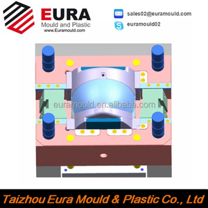 EURA helmet injection mould and visor injection mould