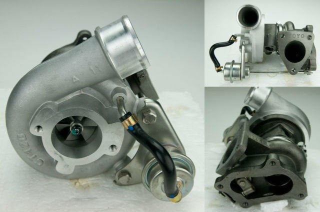 CT12B turbo for toyota landcruiser 1KZ-TE /Hilux KZN130 4 Runner TD 3.0L