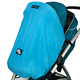 Blue Anti mosquito and sun shade 2 in 1 Baby stroller cover