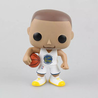 Basketball Player Funko POP NBA Mindstyle Stephen Curry PVC Anime Figure #19