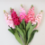 pink artificial hyacinth, decoration artificial flowers wholesale china
