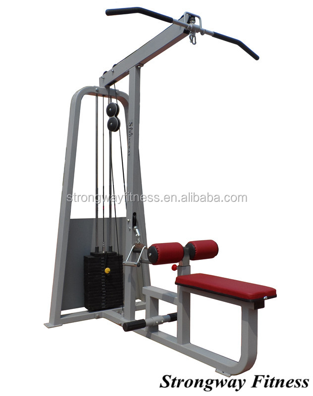 SW09-A Lat Pulldown & Low Row Gym Equipments / Fitness Equipments / fitness machine